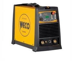 Tigsvets 200 A, Weco Discovery AC/DC 200
