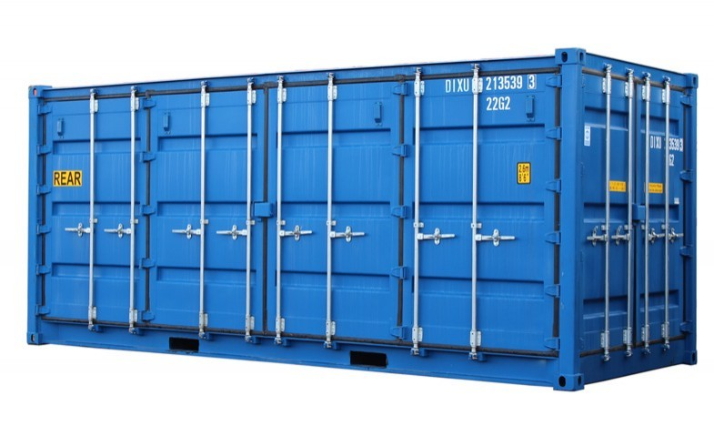 "Container 20"" Open-side"